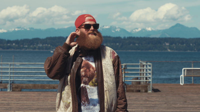 New Music Video featuring Seattle Rapper Randy Robbins